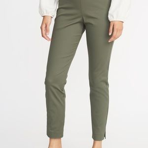 Nwt old navy High-Rise Super Skinny Ankle Pants